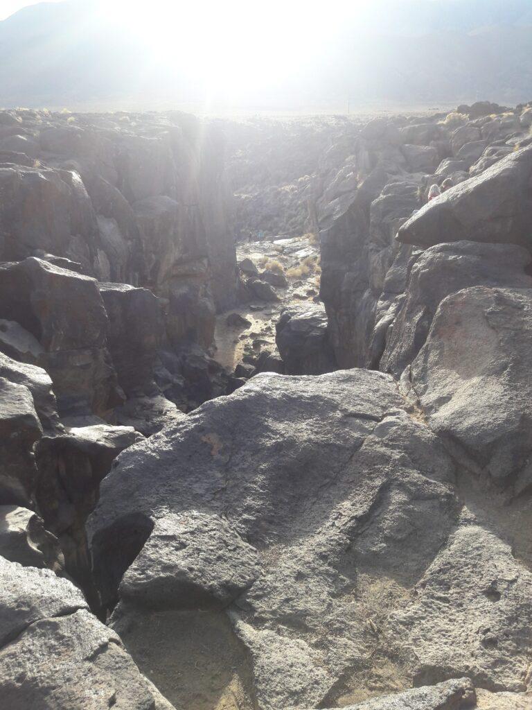Fossil Falls 3