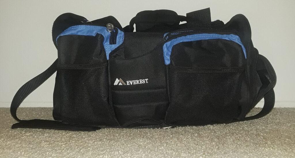Gym Bag 1